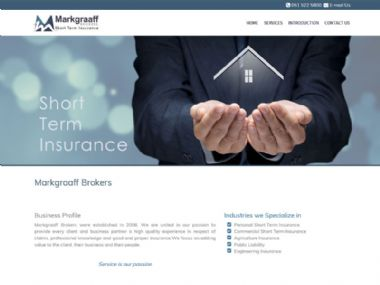 Markgraaff Brokers<br><a href='http://www.markgraaffbrokers.co.za' target='_blank'><small>www.markgraaffbrokers.co.za</small></a>