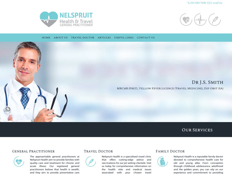 Nelspruit Health & Travel<br>