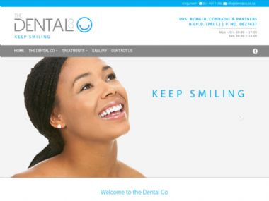 The Dental Co<br><a href='http://www.dentalco.co.za' target='_blank'><small>www.dentalco.co.za</small></a>
