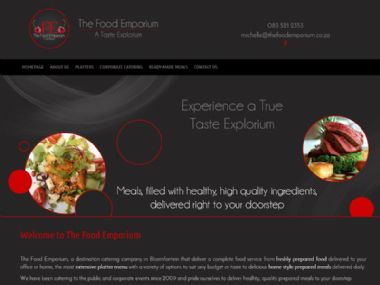 The Food Emporium<br><a href='http://www.thefoodemporium.co.za' target='_blank'><small>thefoodemporium.co.za</small></a>